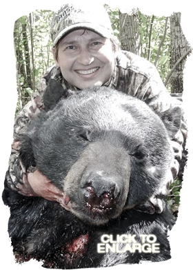 Trophy Bear Hunting